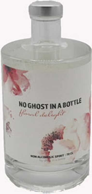 NO GHOST IN THE BOTTLE